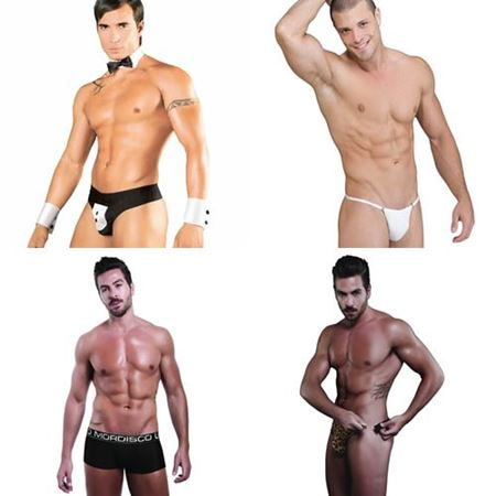 Imagen de la categoría Lencería masculina